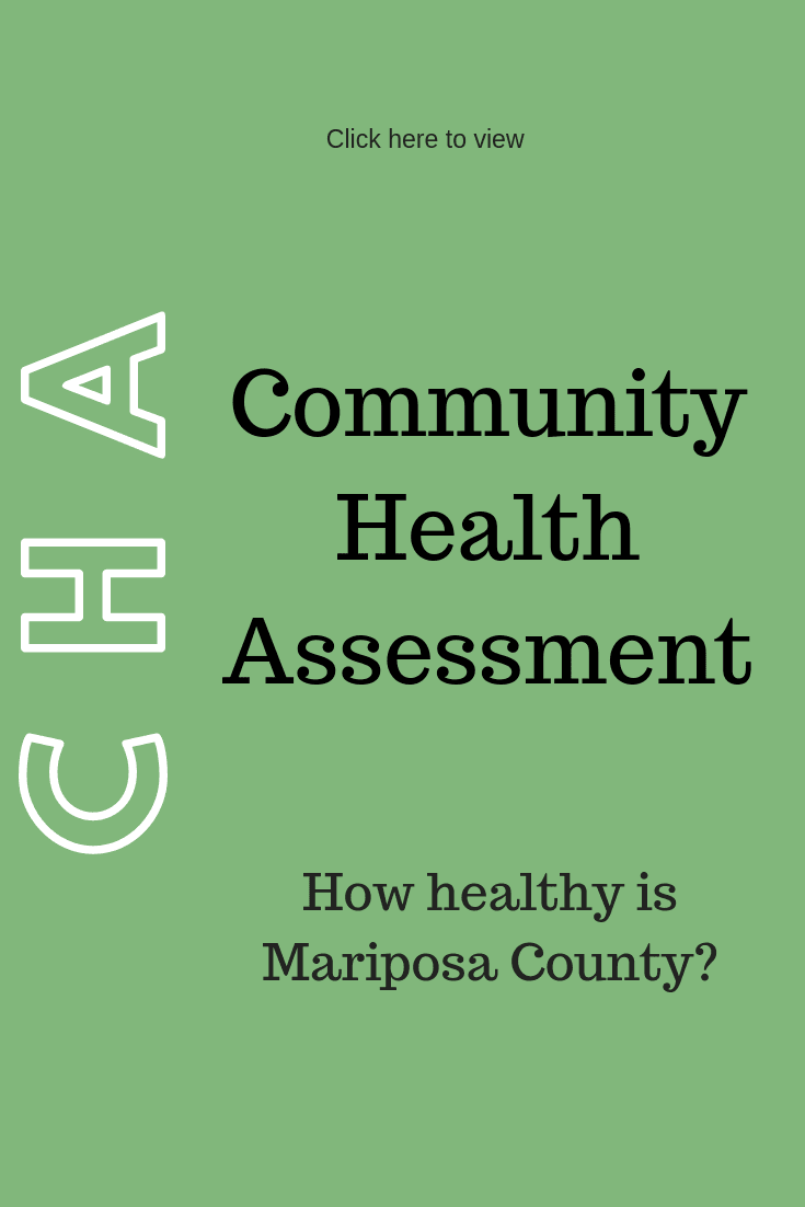 Community Health Assessment (CHA)