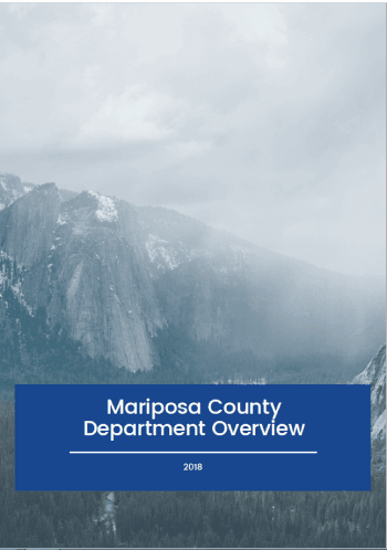 Image of County Overview Booklet